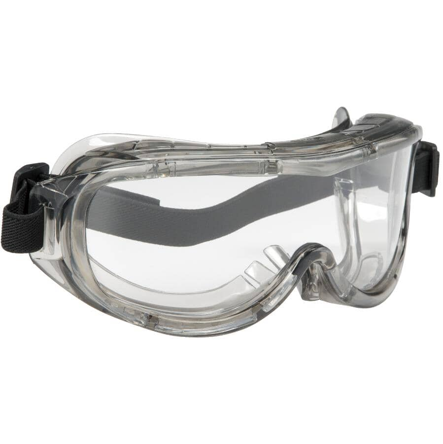 WORKHORSE:Safety Goggles - Clear