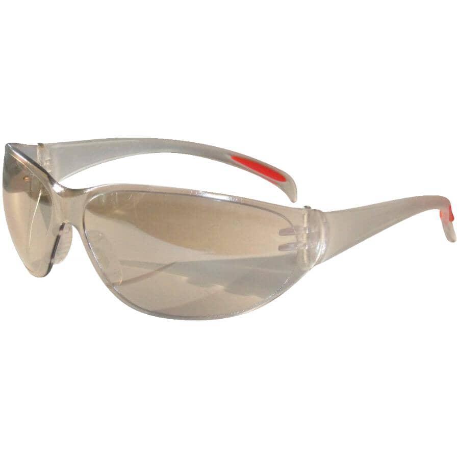 BENCHMARK:Frameless Safety Glasses - Clear