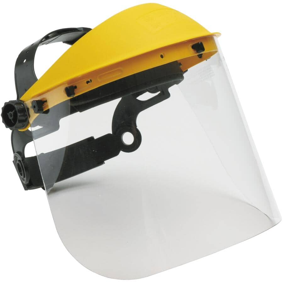 WORKHORSE:Safety Face Shield - Clear