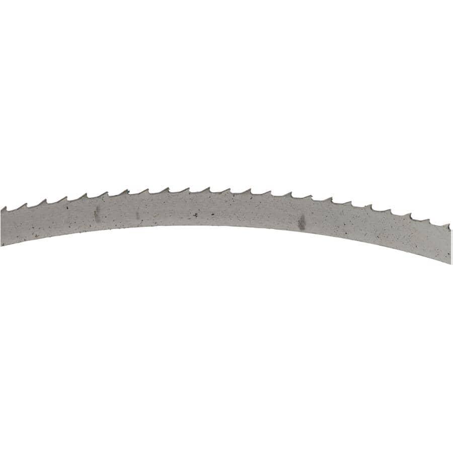 "TRADEMASTER:3/8"" x 93-1/2"" 4 Teeth Per Inch Premium Tool Steel Bandsaw Blade"