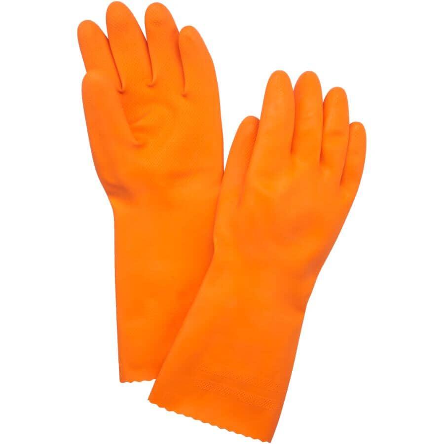 CIRCA 1850:Latex-Rubber Paint Stripping Gloves - Medium
