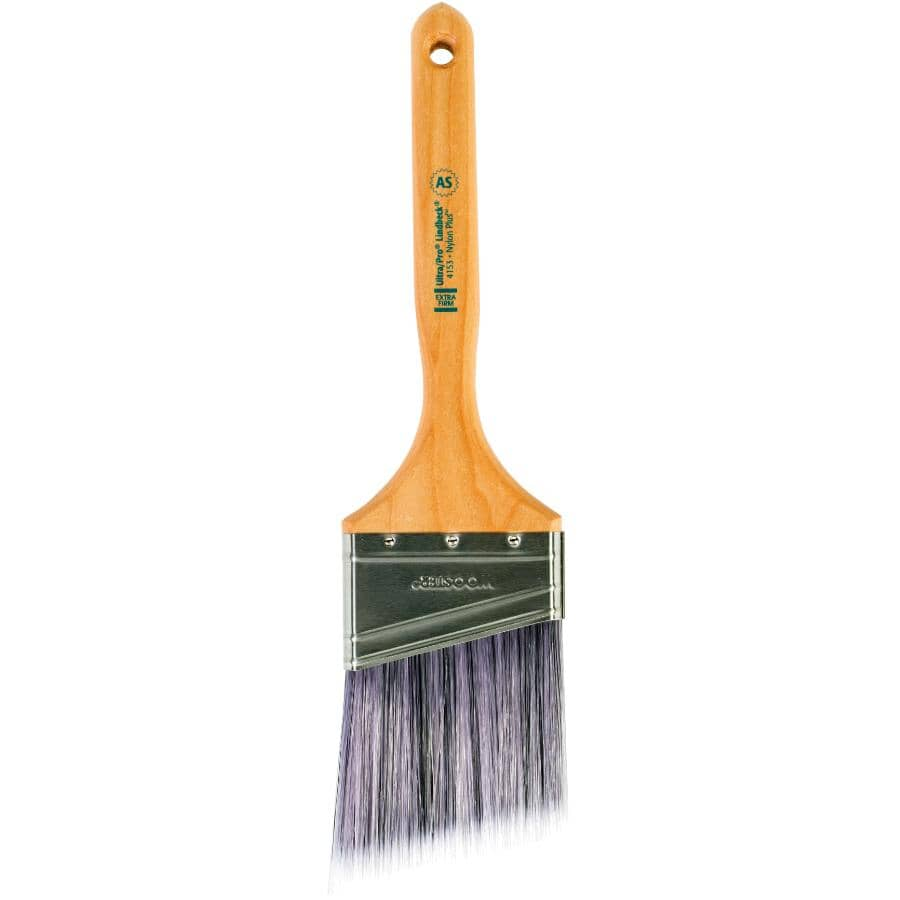 """WOOSTER:Ultra/Pro Extra Firm Angle Sash Paint Brush - 3"""" / 75 mm"""