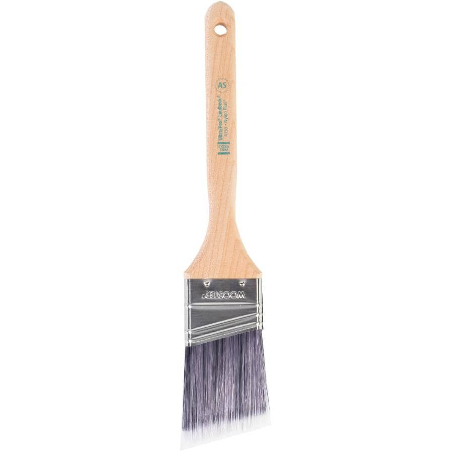 """WOOSTER:Ultra / Pro Angular Nylon Paint Brush - Extra-Firm, 2""""/50 mm"""