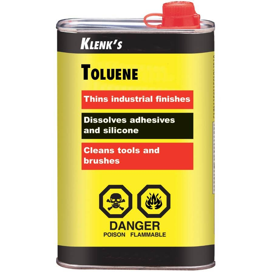 HOME:500mL Toluol Solvent Cleaner