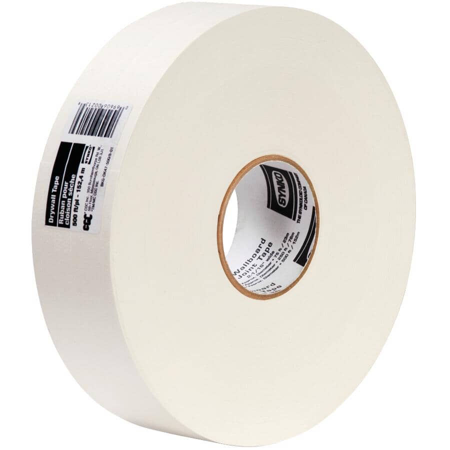 """SYNKO:2-1/16"""" x 250' Joint Tape"""