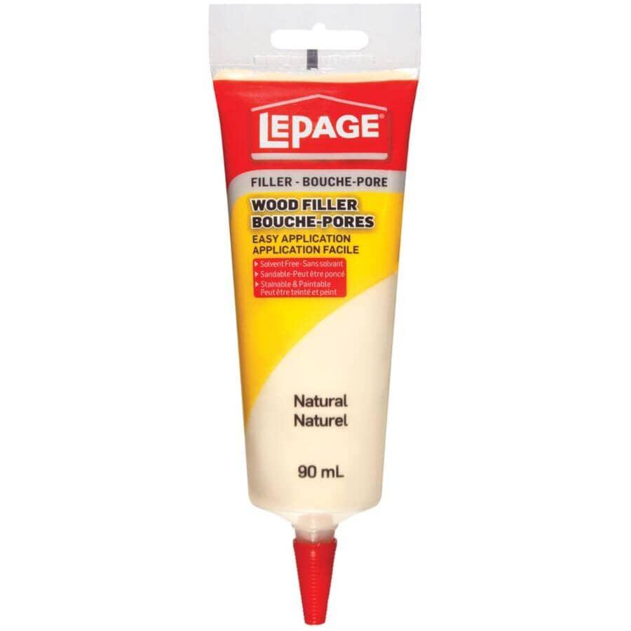 LEPAGE:Tinted Wood Filler - Natural, 90 ml