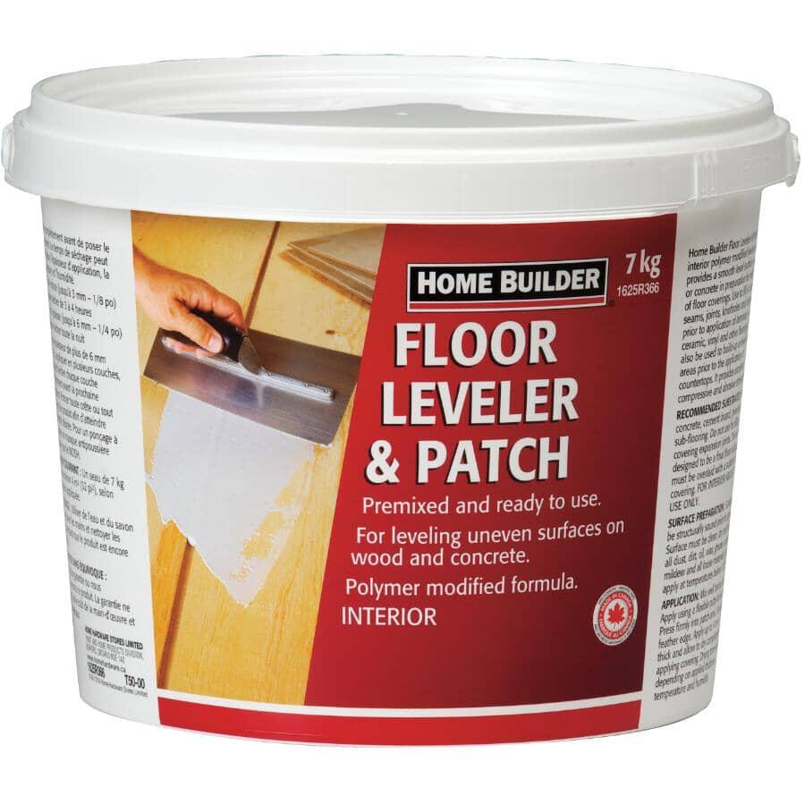HOME BUILDER:Premixed Floor Leveler & Patch - 7 kg
