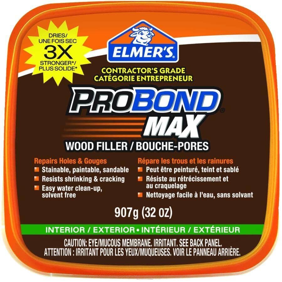 ELMER'S:Probond Max Wood Filler - 907 g