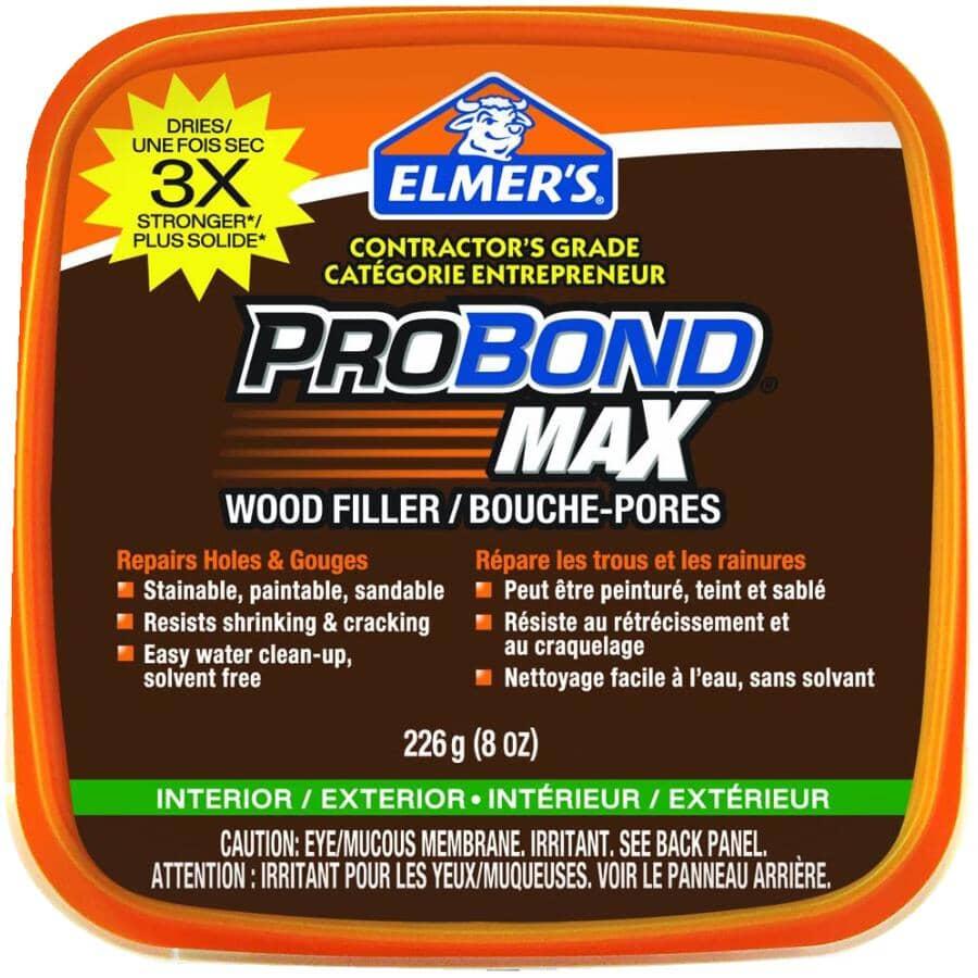 ELMER'S:Probond Max Wood Filler - 226 g