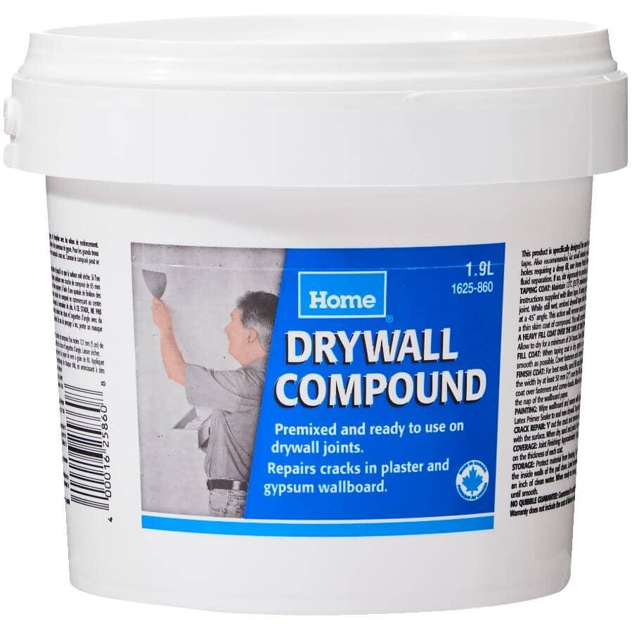 HOME:Premix Joint Compound - 1.9 L