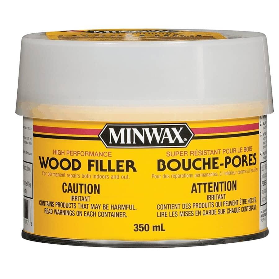 MINWAX:High Performance Wood Filler - 350 ml