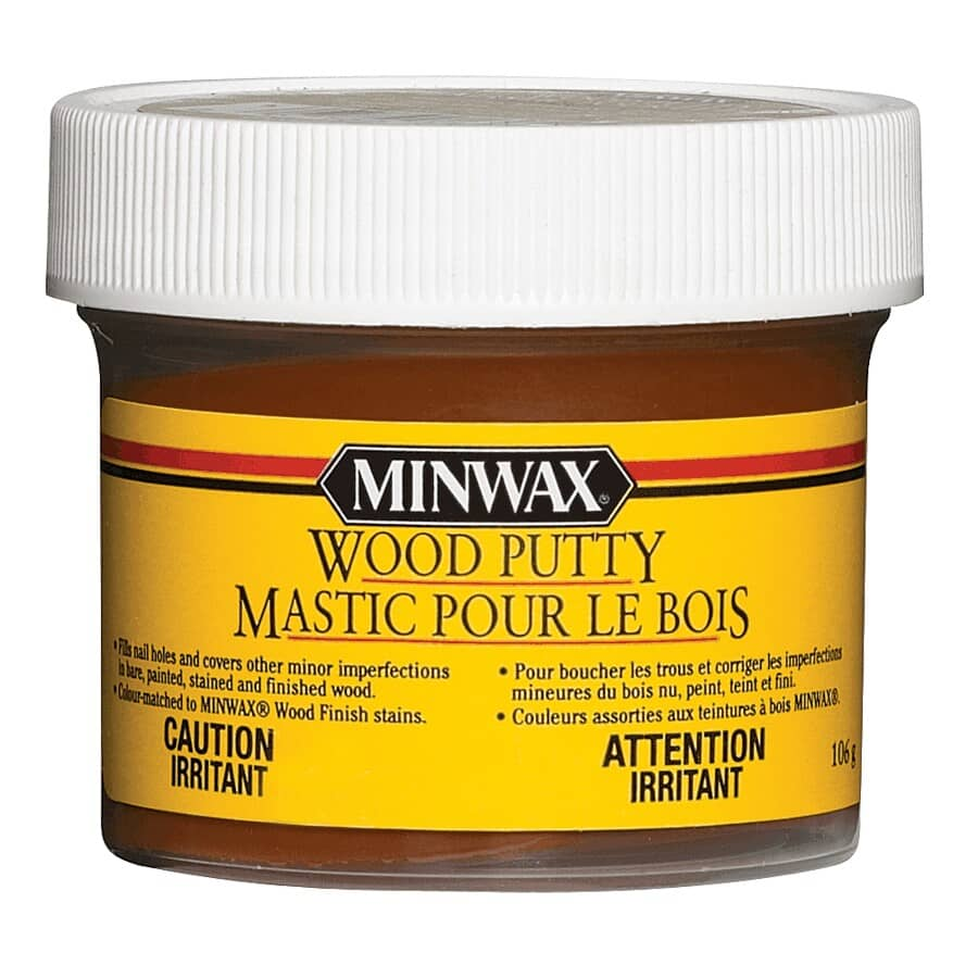 MINWAX:Wood Putty - Red Mahogany, 106 g