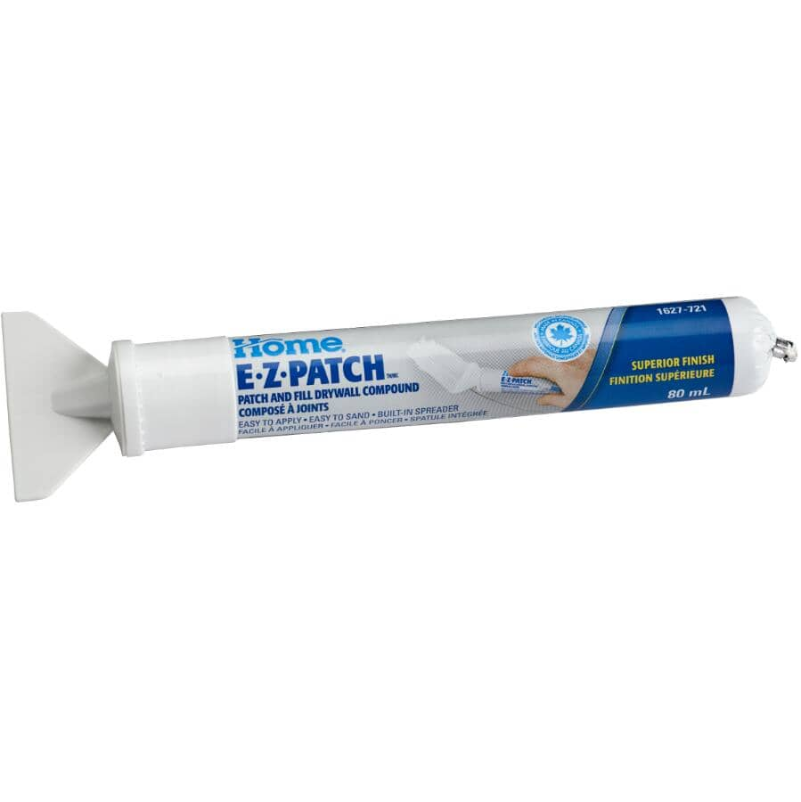 HOME:E-Z Patch & Fill Drywall Compound - Superior Finish, 80 ml