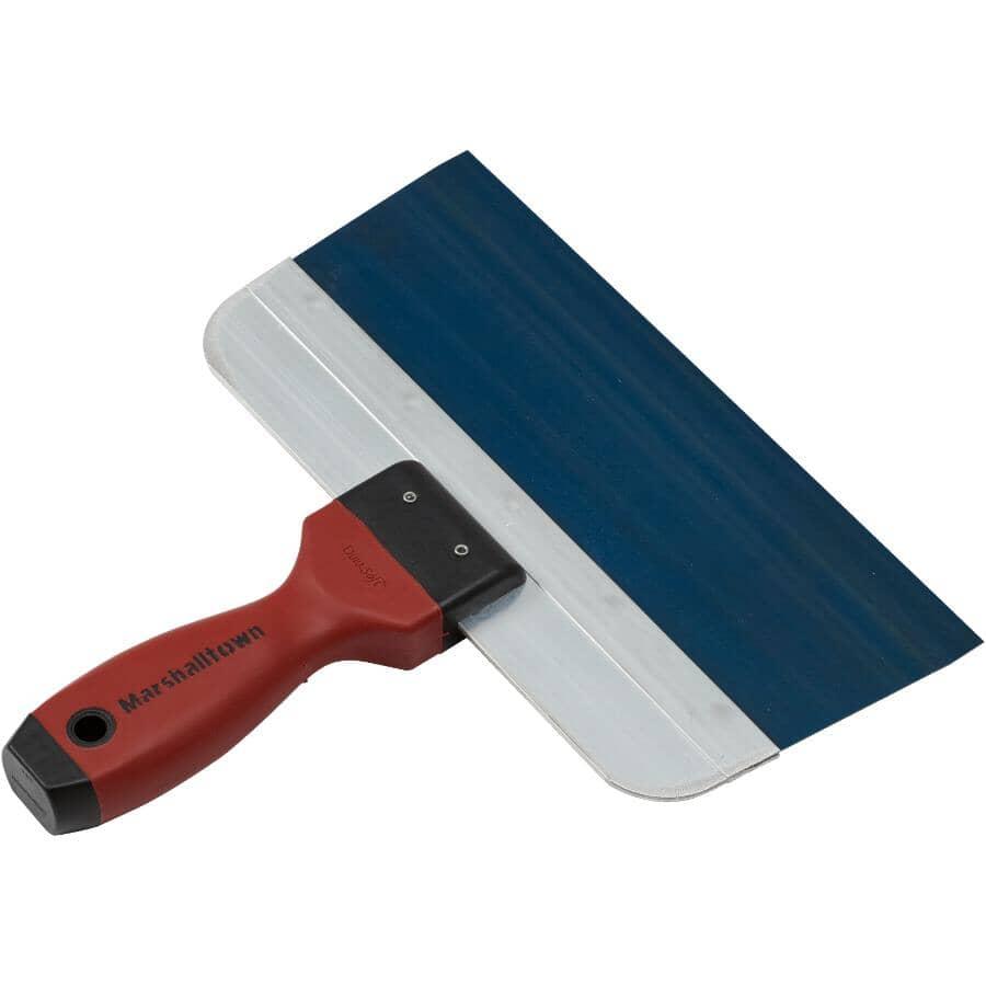 "MARSHALLTOWN:10"" Durasoft Blue Steel Drywall Knife"