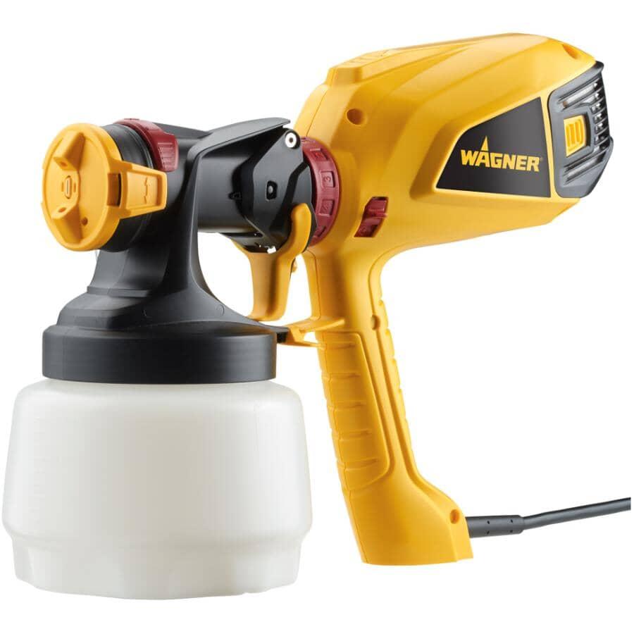 WAGNER:Control HVLP Paint Sprayer - Medium Duty + Handheld