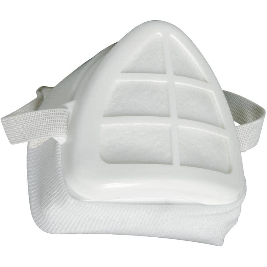 WORKHORSE:Plastic Housing Comfort Air Filter Mask