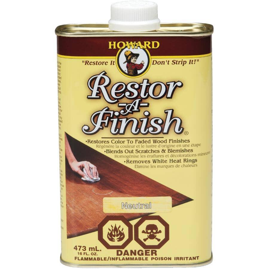 HOWARD:Restor-A-Finish - Neutral, 473 ml