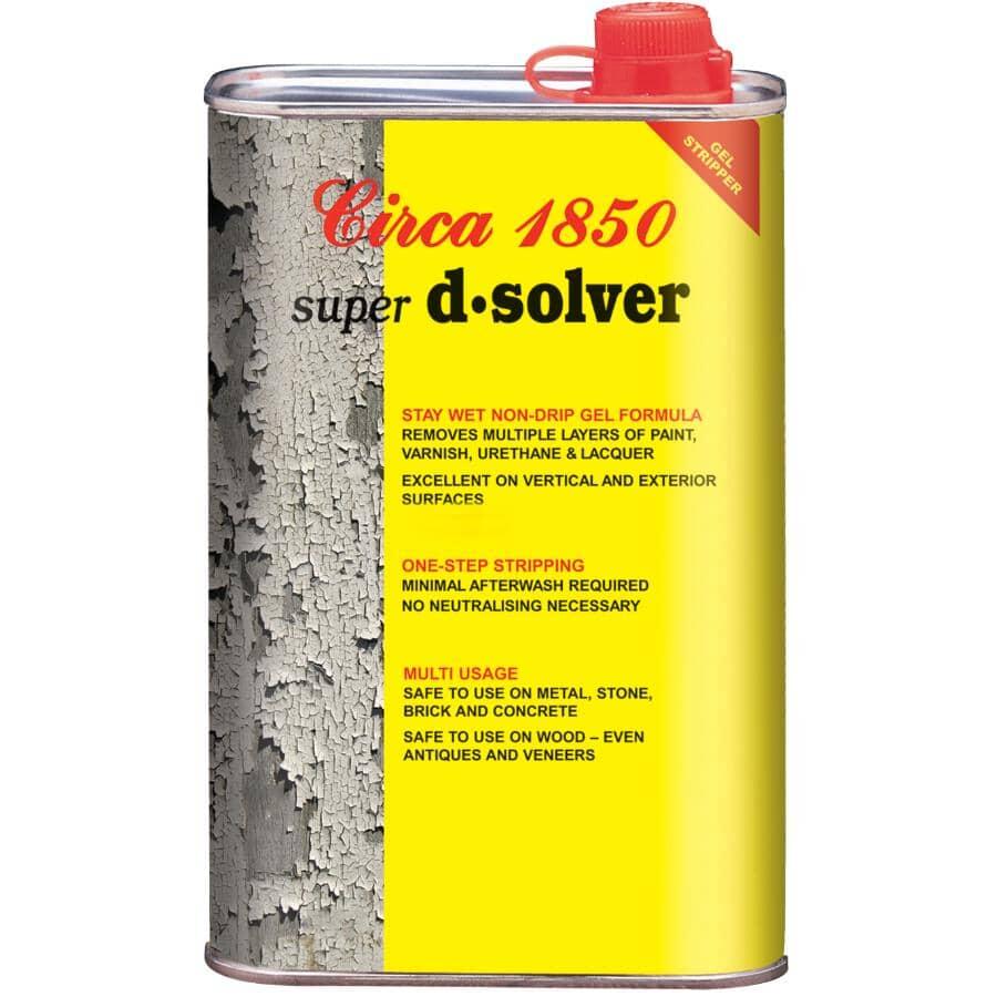 CIRCA 1850:Super D-Solver Gel Stripper - 946 ml