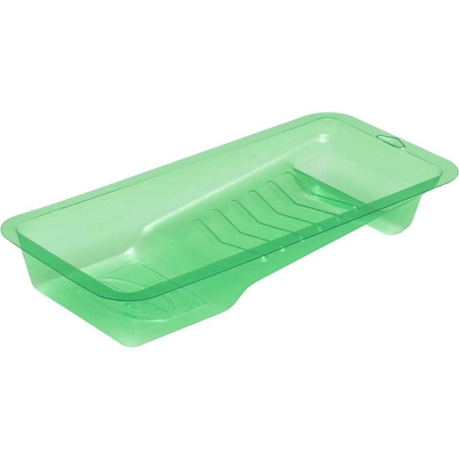 "DYNAMIC:4""/100 mm Enviro Disposable Plastic Paint Tray"
