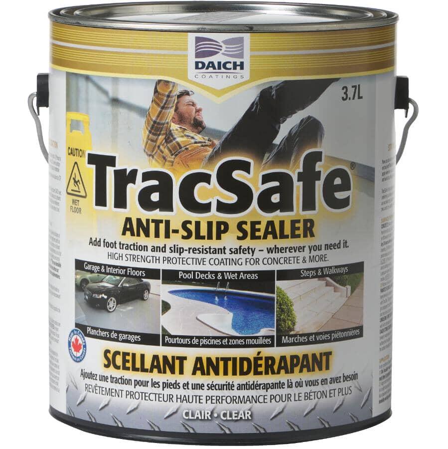 DAICH COATINGS:Scellant antidérapant pour béton TracSafe, 3,7 L