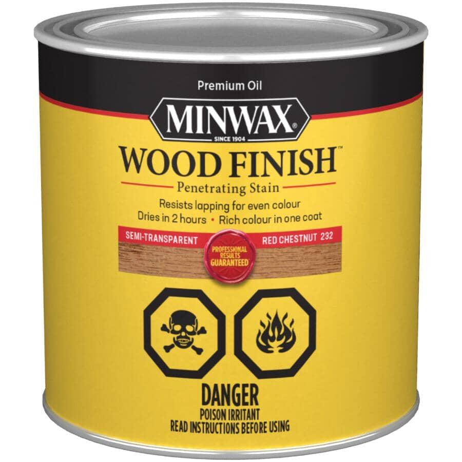 MINWAX:Wood Finish - Red Chestnut, 236 ml