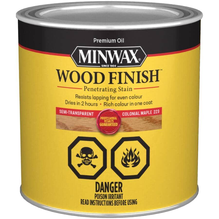 MINWAX:Wood Finish - Colonial Maple, 236 ml