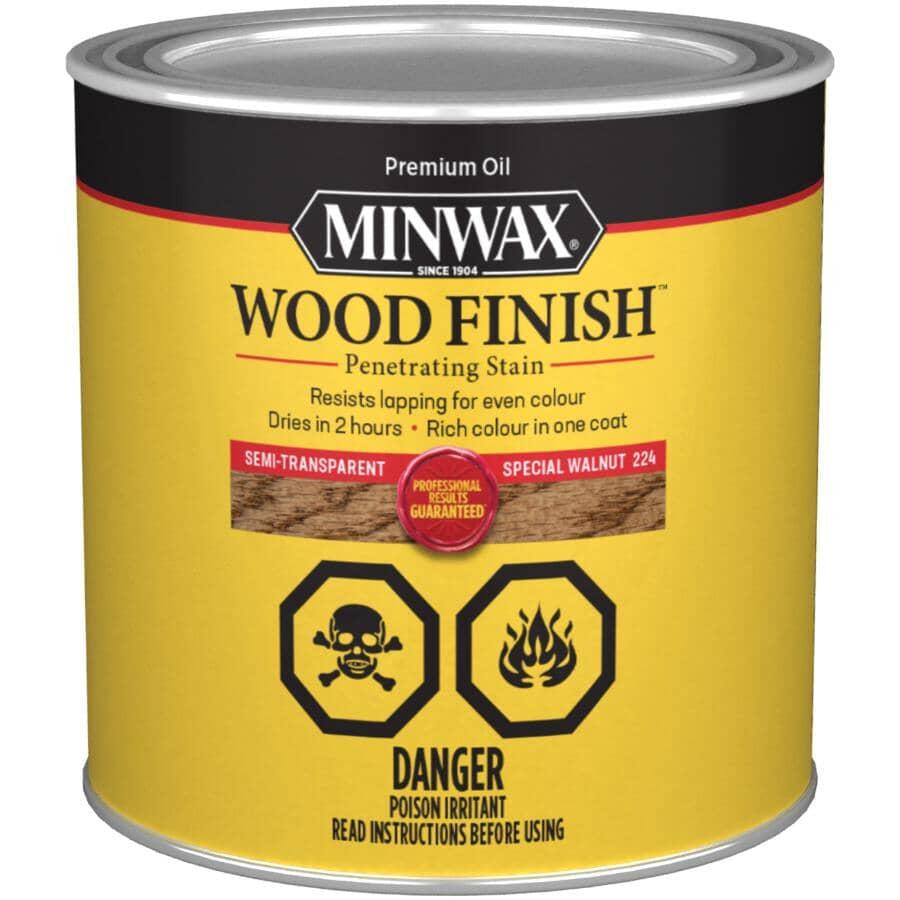 MINWAX:Wood Finish - Walnut, 236 ml