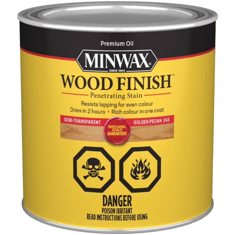 MINWAX:Wood Finish - Golden Pecan, 236 ml
