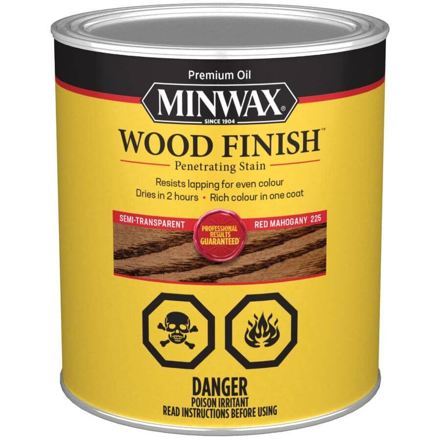 MINWAX:Wood Finish - Red Mahogany, 946 ml