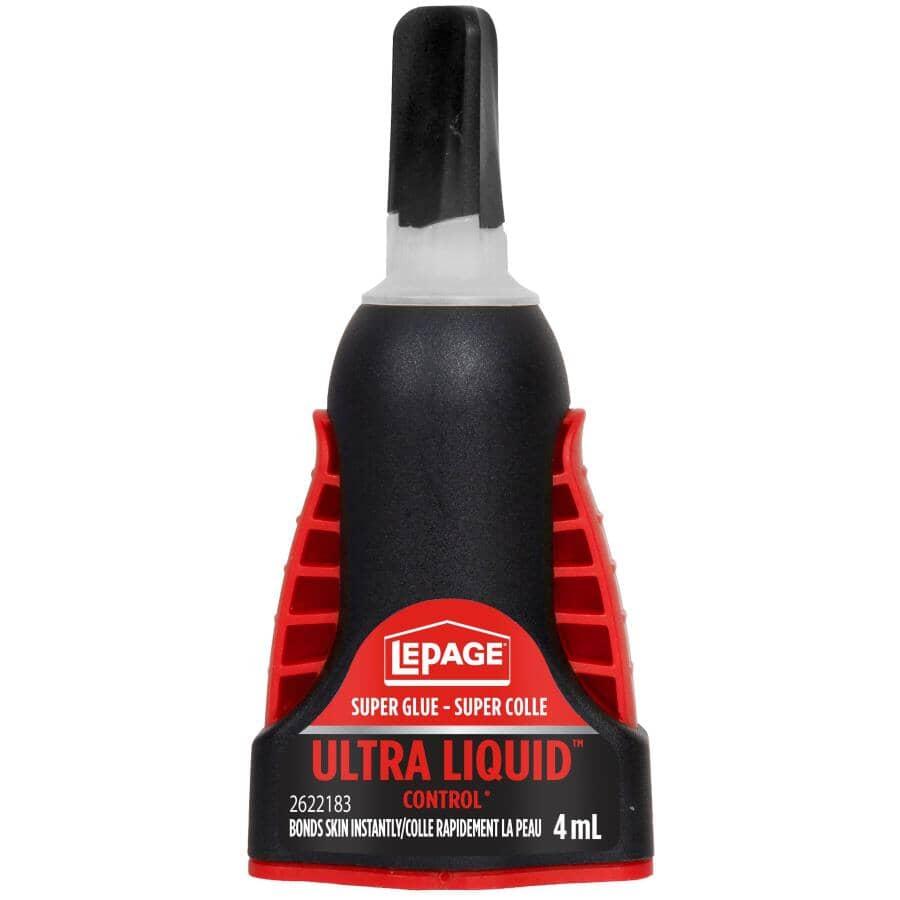 LEPAGE:Super Glue Ultra Liquid - 4 ml