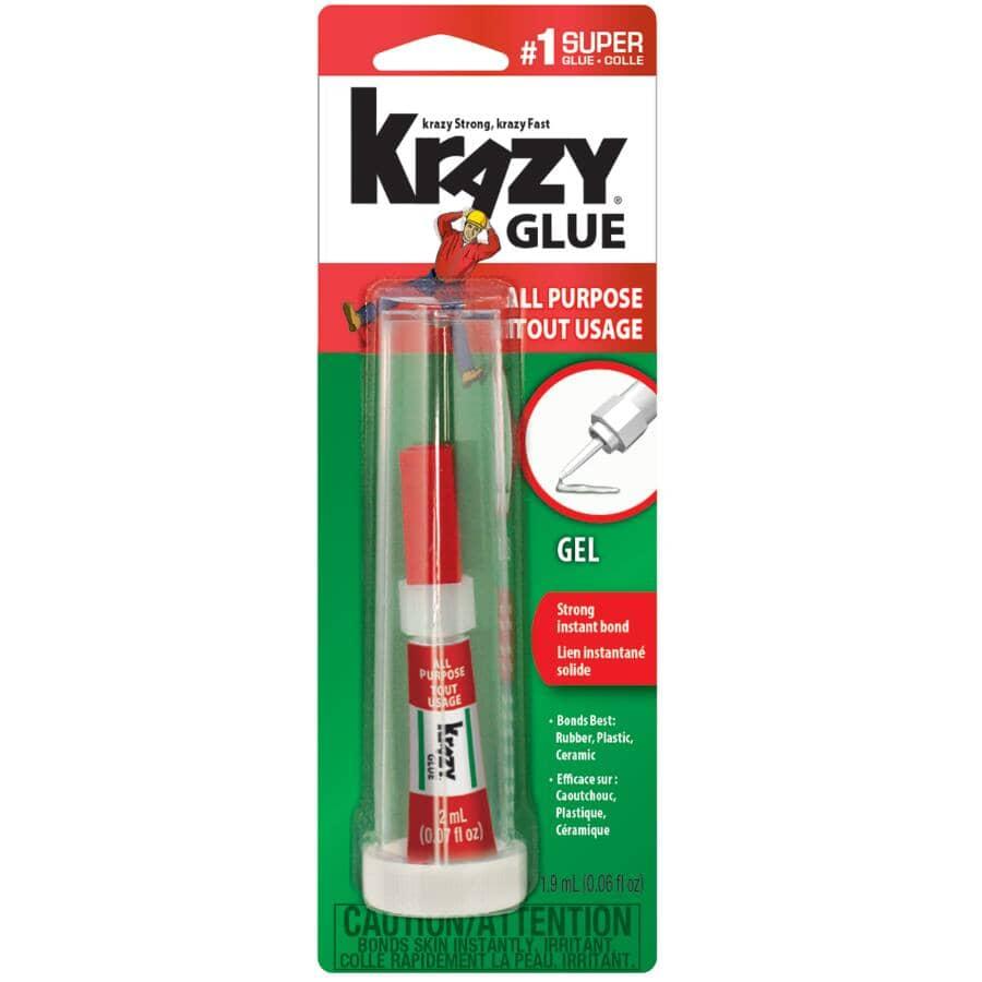 KRAZY GLUE:All Purpose Gel Glue - 2 ml