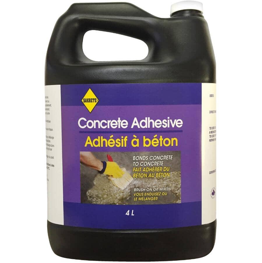 SAKRETE:4L Concrete Adhesive