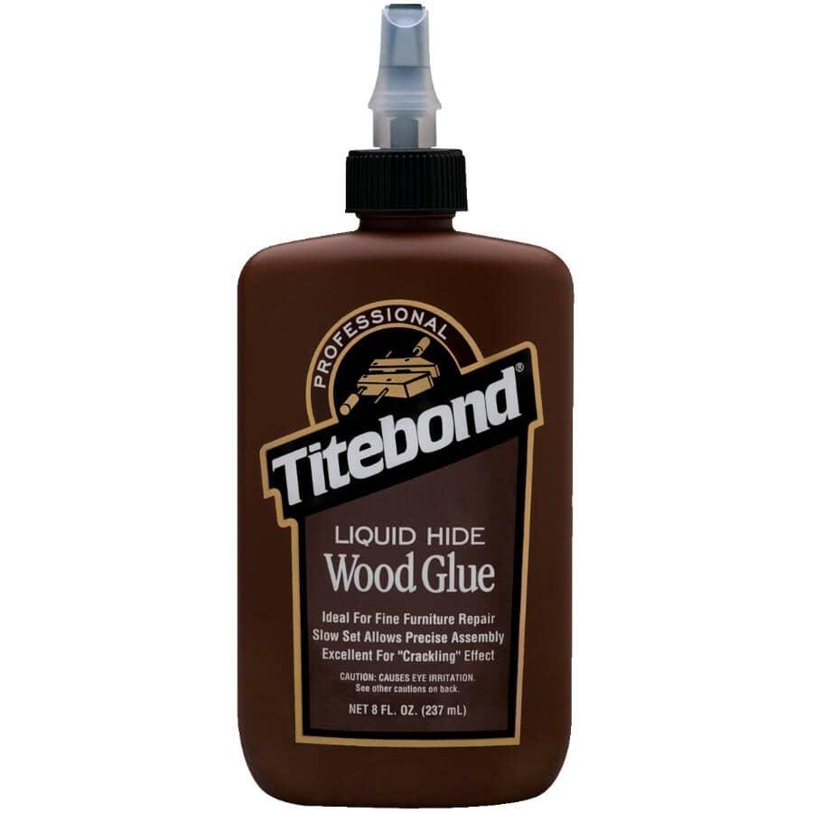 TITEBOND:Liquid Hide Wood Glue - 237 ml