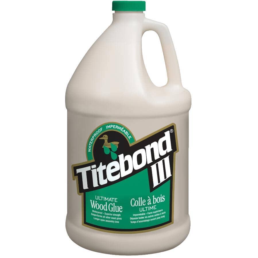 TITEBOND:Ultimate Wood Glue - 3.78 L