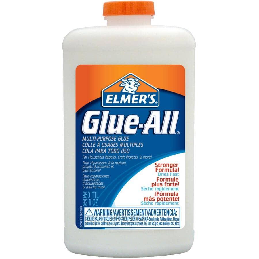 ELMER'S:Glue-All Multi-Purpose White Glue - 950 ml