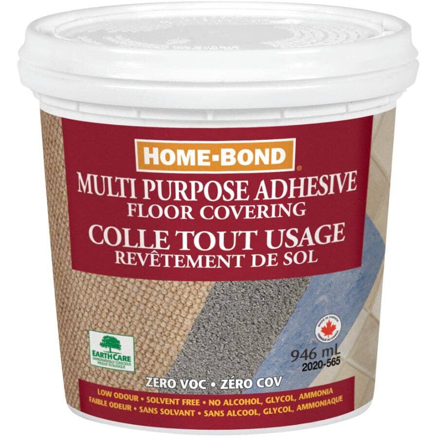 HOME BOND:946mL Floor Covering Adhesive
