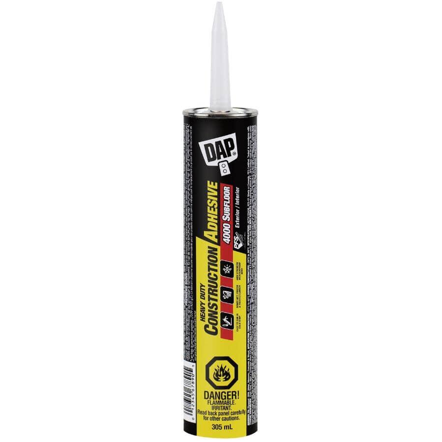 DAP:Construction Adhesive 4000 Subfloor - 305 ml
