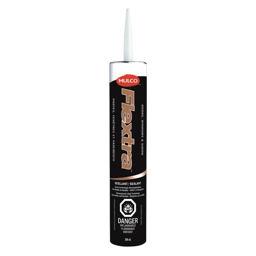 MULCO:Flextra Exterior Thermoplastic Sealant - Light Grey, 300 ml