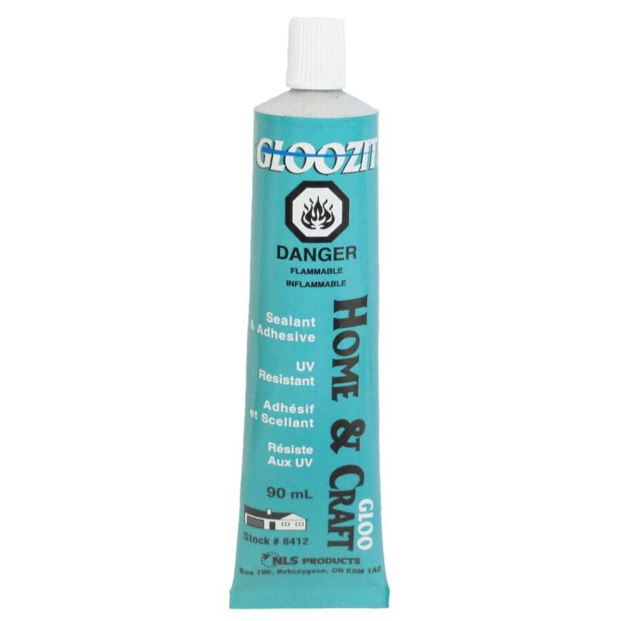 GLOOZIT:Home & Craft Sealant Adhesive - 90 ml
