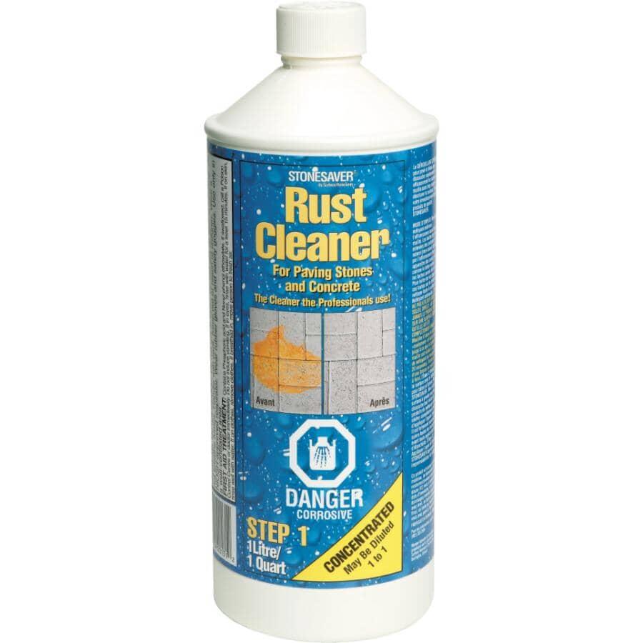 STONESAVER:Concrete & Paving Stone Rust Cleaner - 1 L