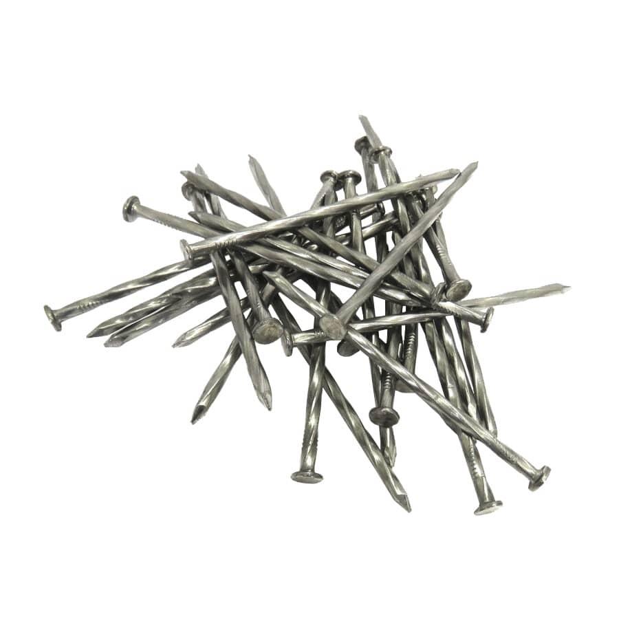 """TREE ISLAND:125 Pack 4"""" Standard Ardox Spiral Nails"""