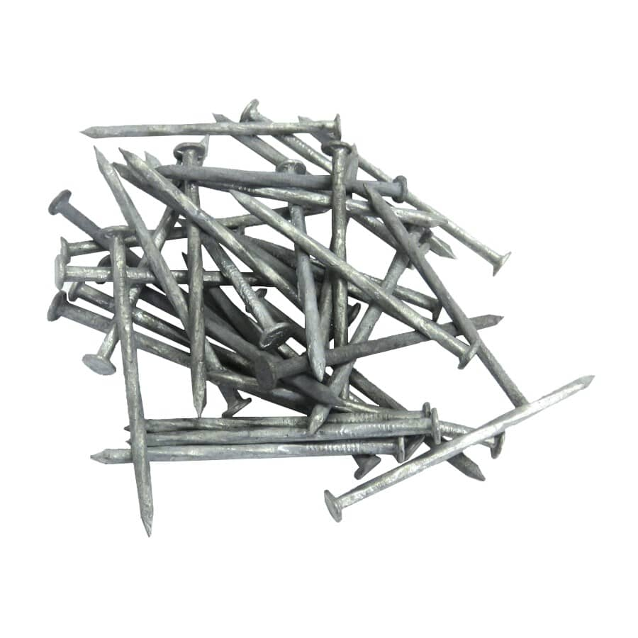 "TREE ISLAND:50lbs 6"" Hot Galvanized Ardox Spiral Nails"