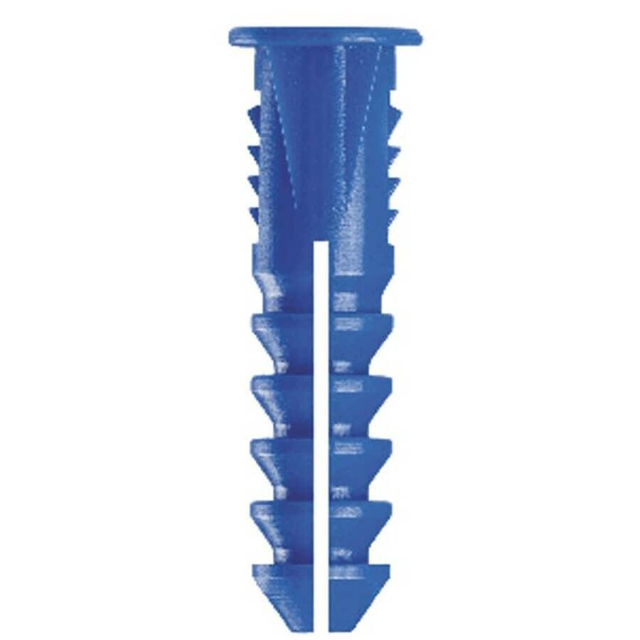 COBRA ANCHORS:Ancrage no 8-10 en plastique, bleu