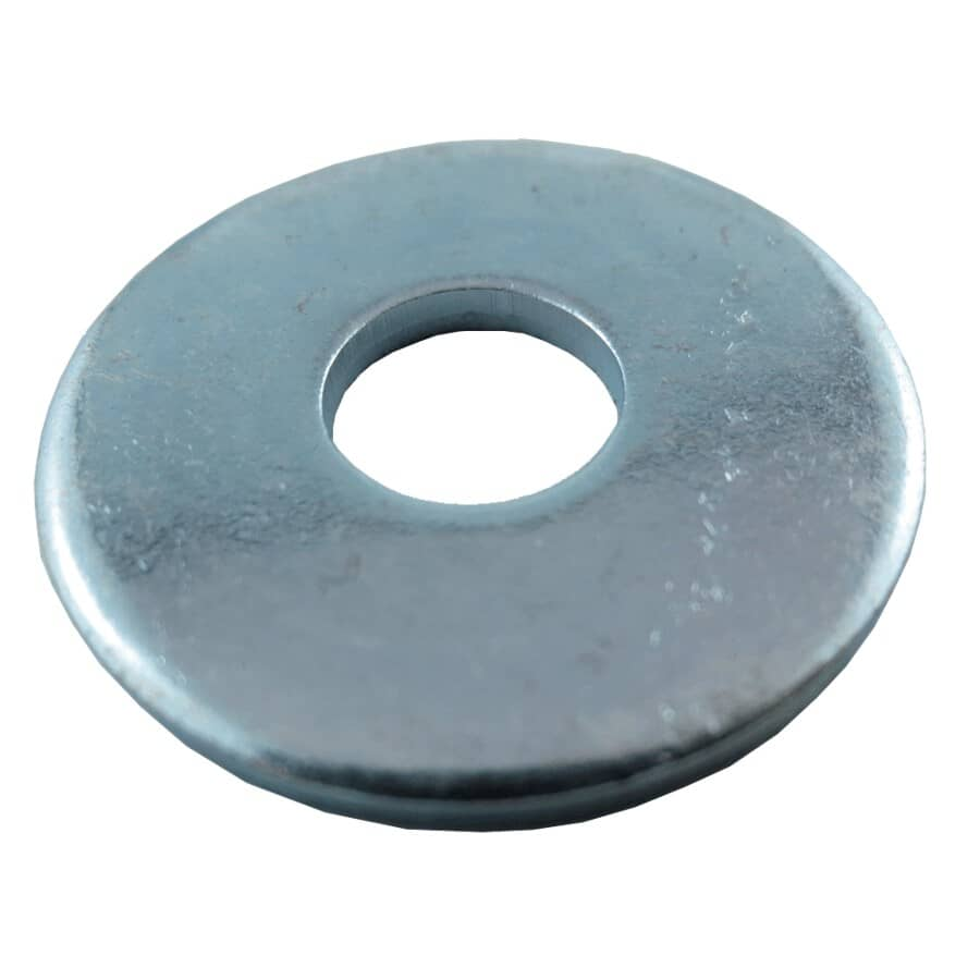 """HOME PAK:10 Pack 5/16"""" x 1"""" Zinc Plated Fender Washers"""