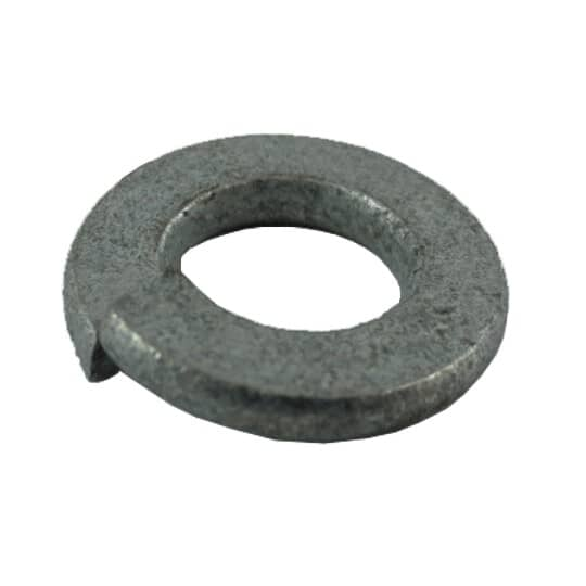 """HOME BUILDER:50 Pack 1/4"""" Plated Galvanized Lock Washers"""