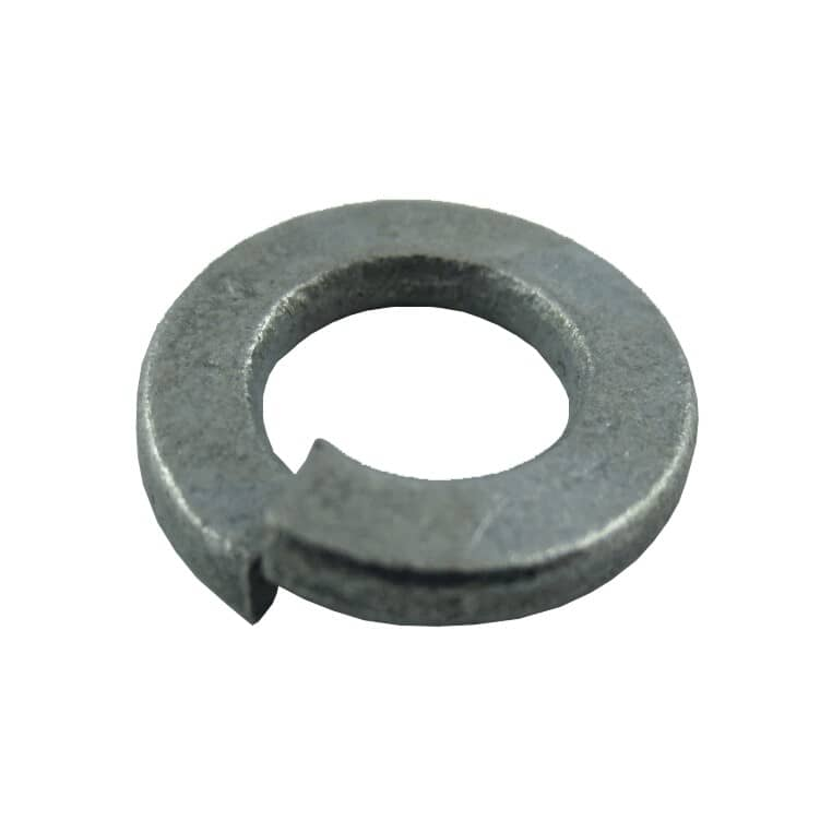 """HOME BUILDER:50 Pack 5/16"""" Plated Galvanized Lock Washers"""