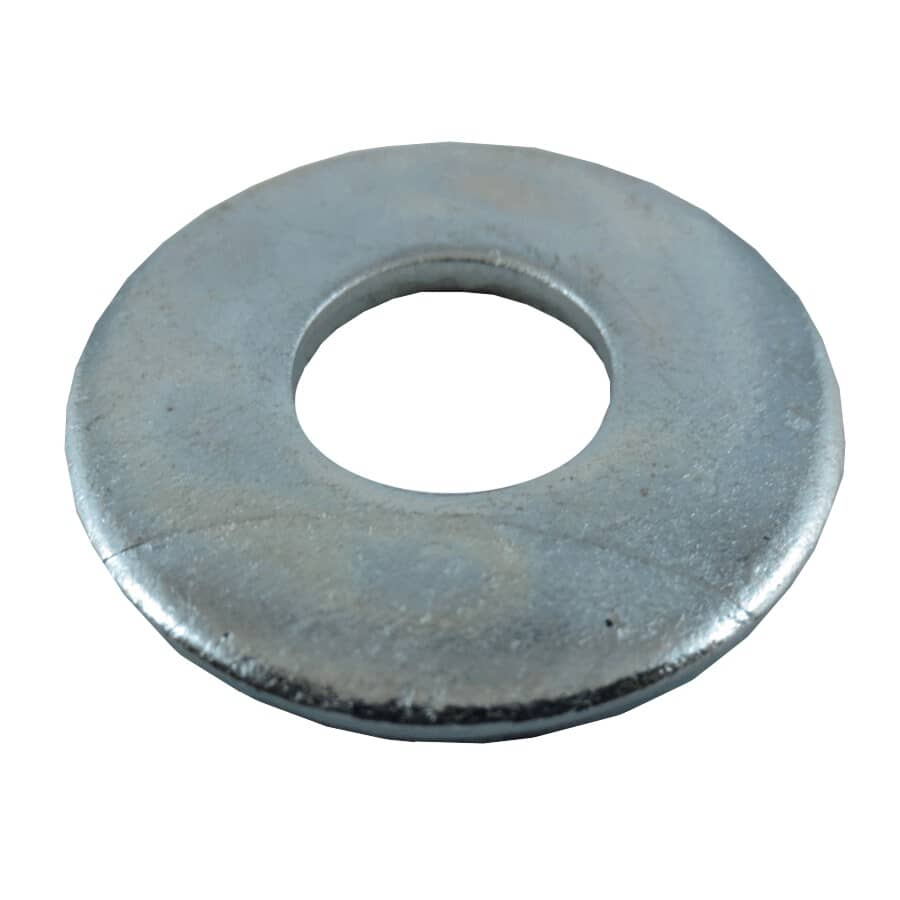 """HOME BUILDER:1096 Box 1/2"""" Zinc Plated Flat Washers"""