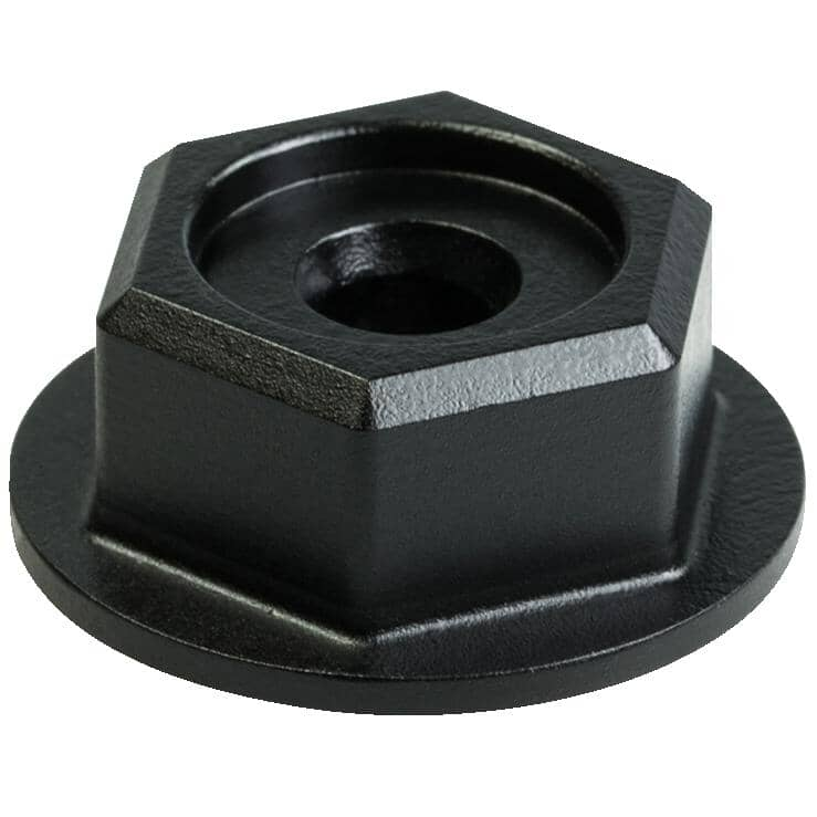 SIMPSON STRONG-TIE:Hex Head Washers - Black, 24 Pack