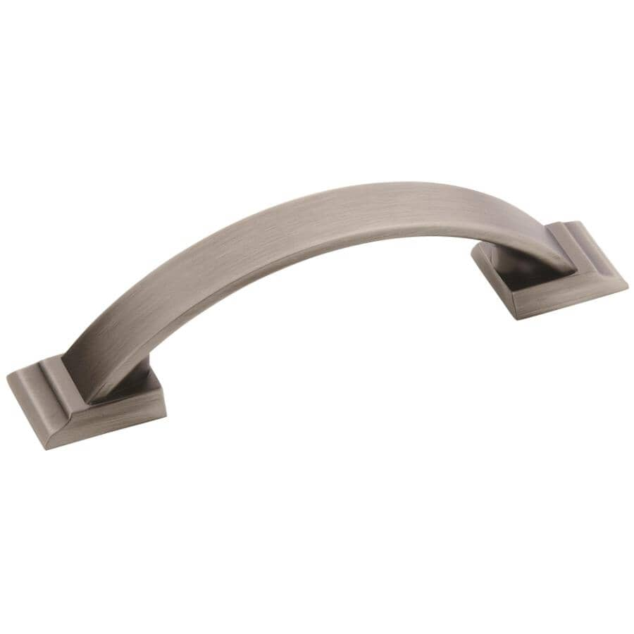 """AMEROCK:3"""" Candler Cabinet Pull - Antique Silver"""