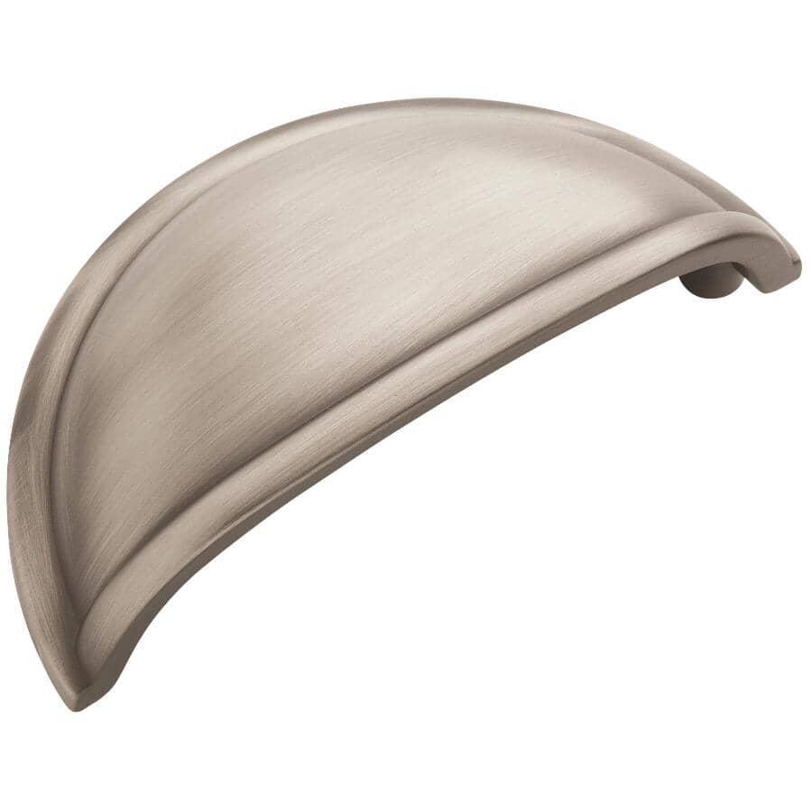 "AMEROCK:3"" Allison Cup Cabinet Pull - Antique Silver"